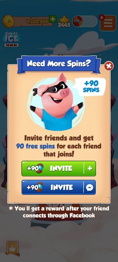 Coin master daily spin link today